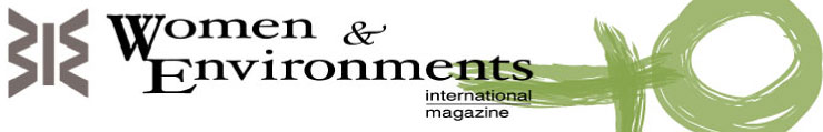 Women and Environments International Magazine