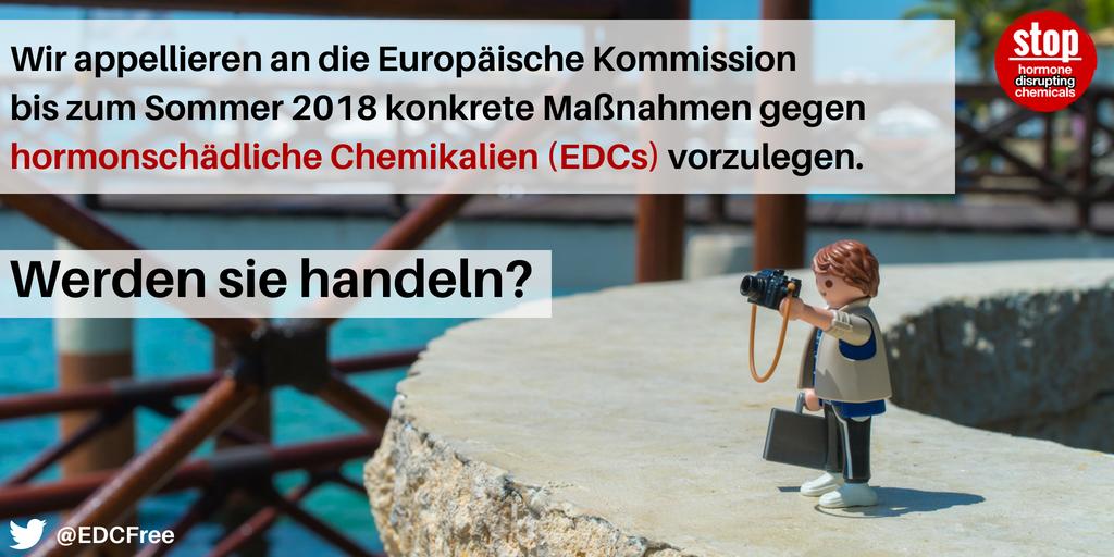 Europäische NGOs fordern eine europäische EDC Strategie
