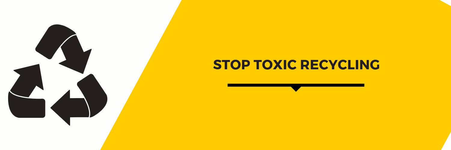 EU Parliament should vote against toxic recycling