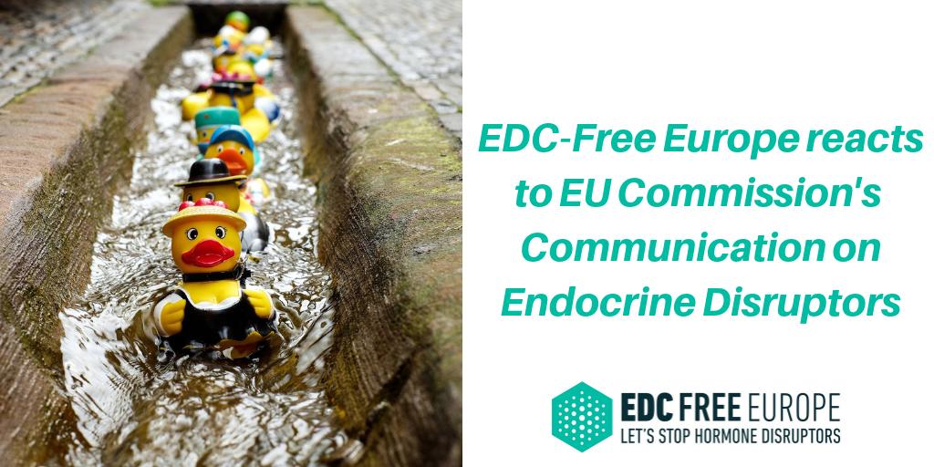 EU Plan zum Schutz vor Hormongiften nicht konkret genug