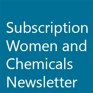 Subscription Women and Chemicals Newsletter