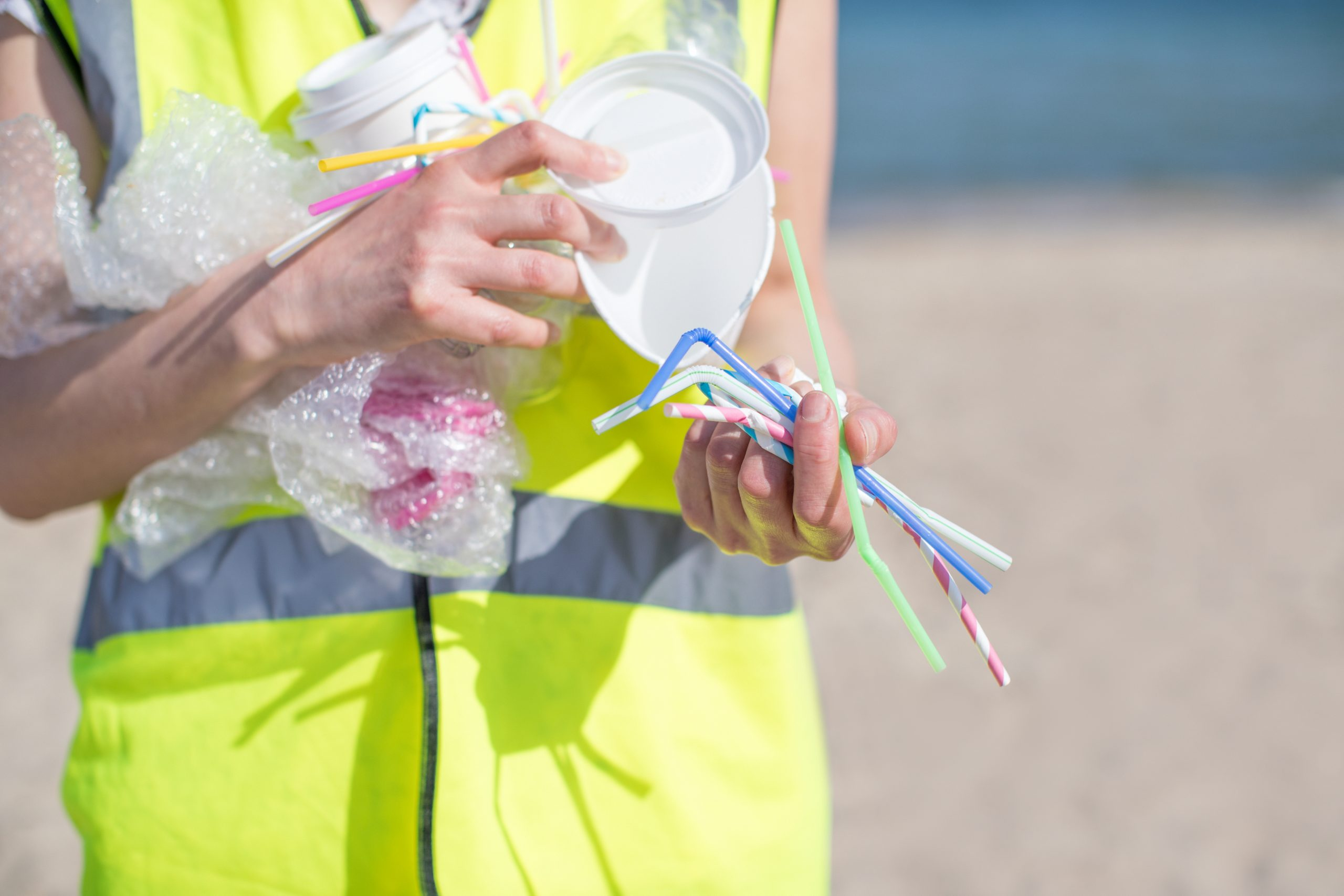 Urgent need to reduce plastic pollution  triggered Ottawa's decision to declare plastic as toxic substance