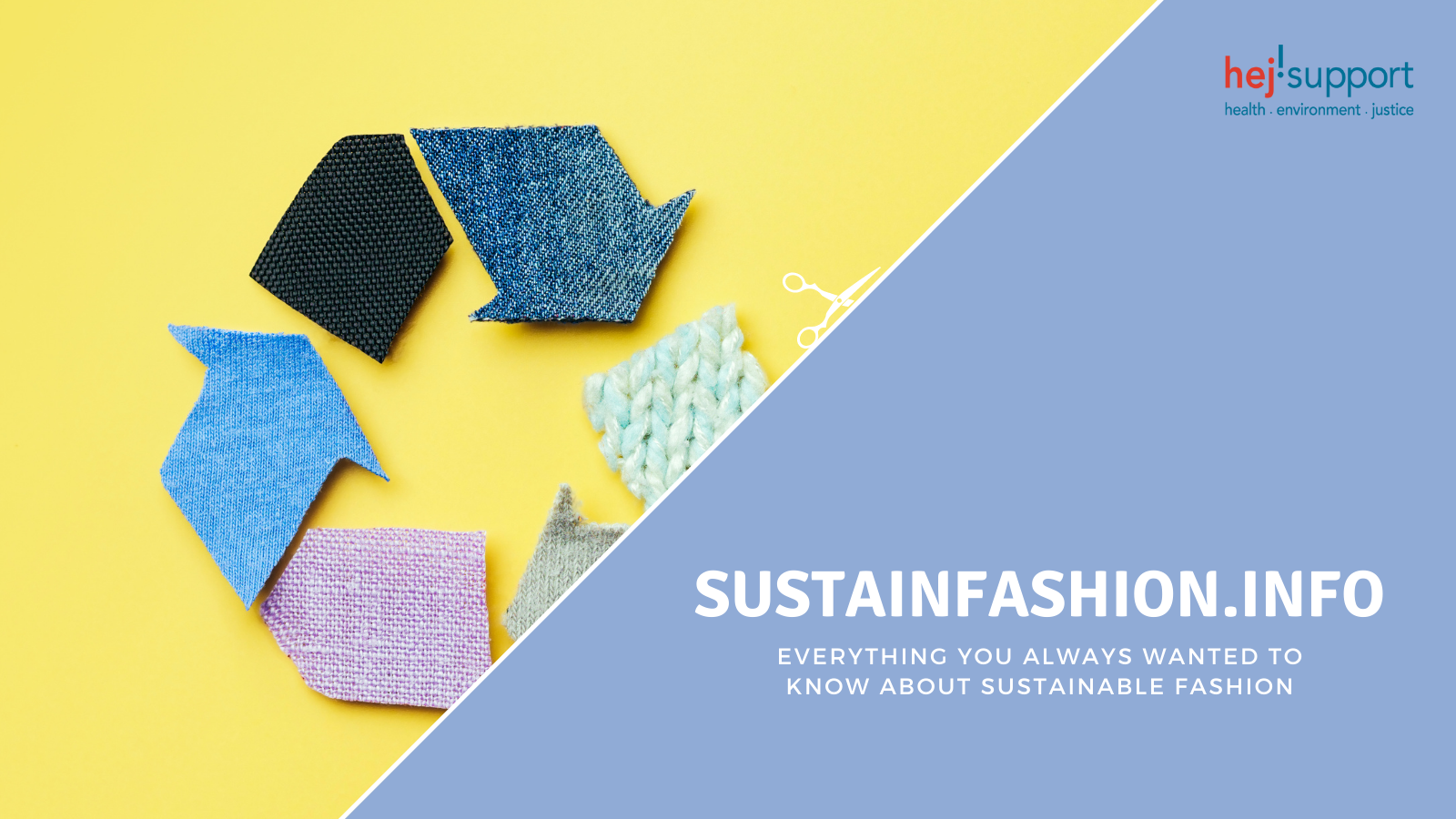 Sustainable Fashion – everything you need to know about your clothes